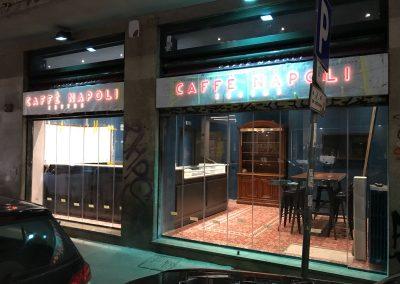 ristrutturazione negozio milano